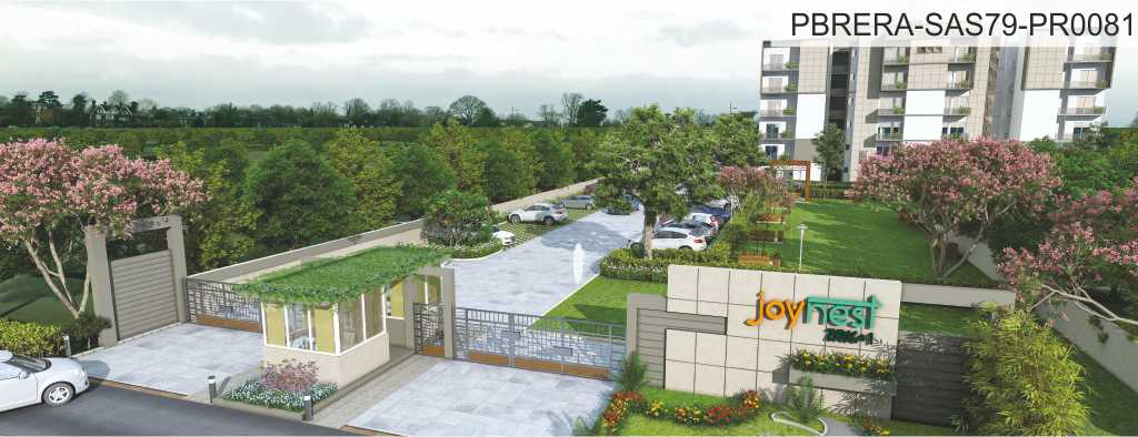 3 BHK in Zirakpur