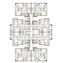 Cluster Plan 1350 Sq. Ft.